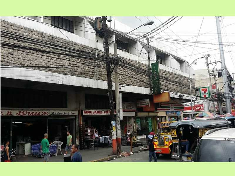 prime commercial building with residential units pedro gil st paco manila