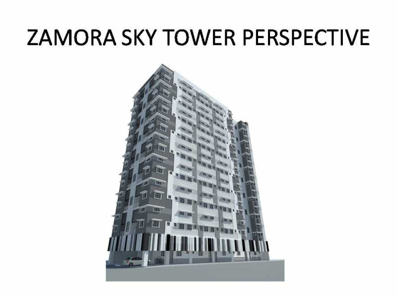 zamora sky tower affordable and expandable condominium