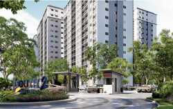 SMDC SOUTH 2 RESIDENCES beside SM City Southmall in Las Pinas
