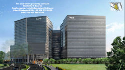 TRYNE ENTERPRISE PLAZA: Office Building Space for Sale by Alveo Ayala Land in Arca South Taguig FTI,