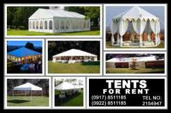 Tent For Event Rent Hire Manila Philippines