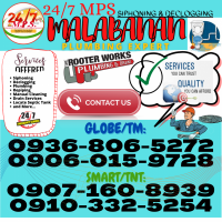 VALLADOLID MPS MALABANAN SIPHONING AND PLUMBING EXPERT SERVICES-09060159728