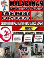 Malabanan siphoning and plumbing services
