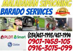 HIMAMAYLAN CITY MMD Siphoning and Declogging Services 457-1993/09071458105
