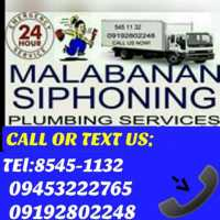 PASO DE BLAS MALABANAN SIPHONING POZO NEGRO AND MANUAL CLEANING SERVICES